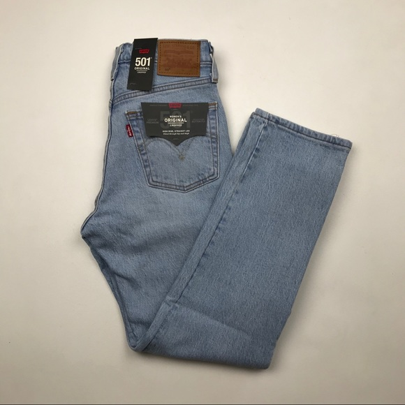 Levi's Denim - NWT LEVI'S 501 Wedgie High Waist Jeans Re/Done